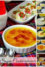 Sugar Cookie Creme Brulee