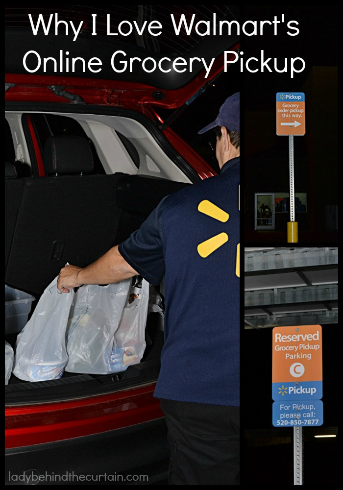 Why I Love Walmart's Online Grocery Pickup|From filling your grocery cart at home to never having to get out of the car. The Walmart Online Grocery Pickup is the way to go.