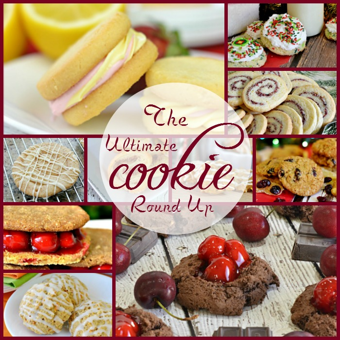 The Ultimate Cookie Round Up | All your favorite Christmas Cookies in one place!