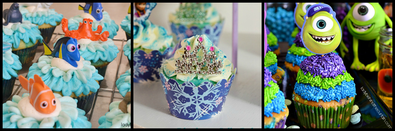 Prime Princess Birthday Party Cupcakes Funny Birthday Cards Online Inifodamsfinfo