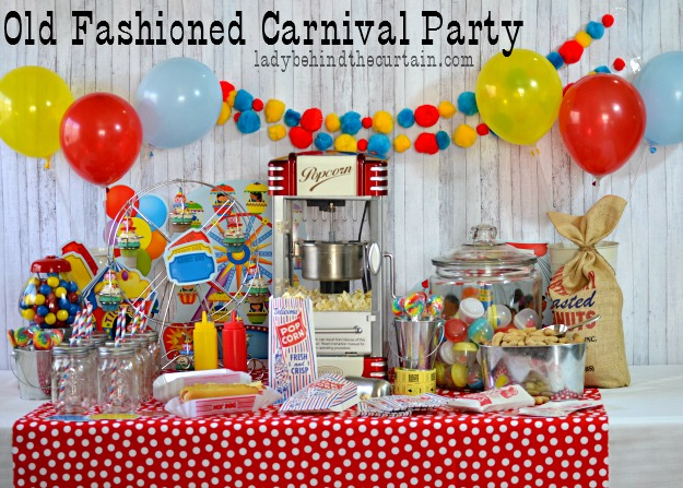 Old-Fashioned-Carnival-Party-Lady-Behind-The-Curtain-14