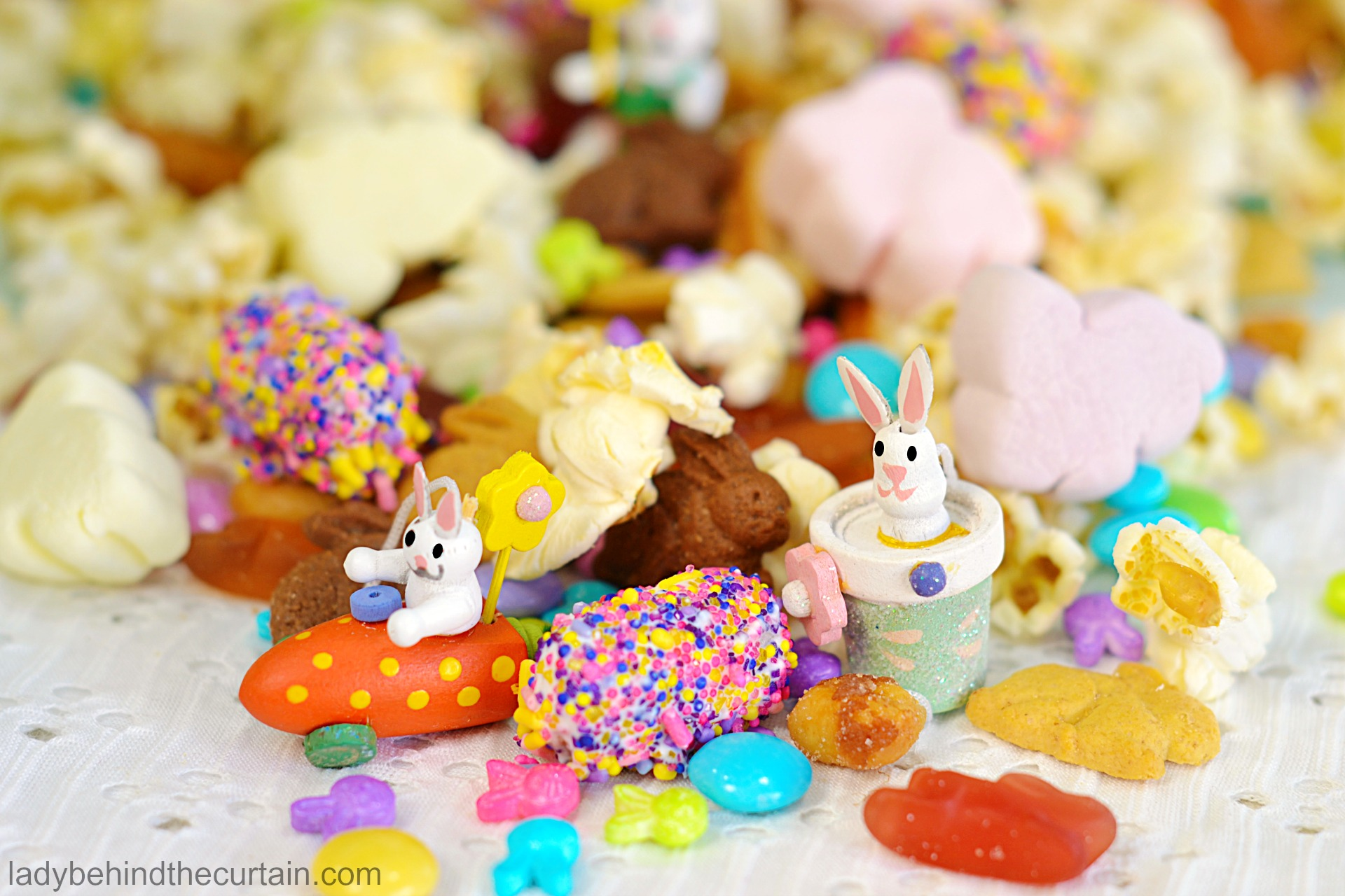 Bunny Trail Mix