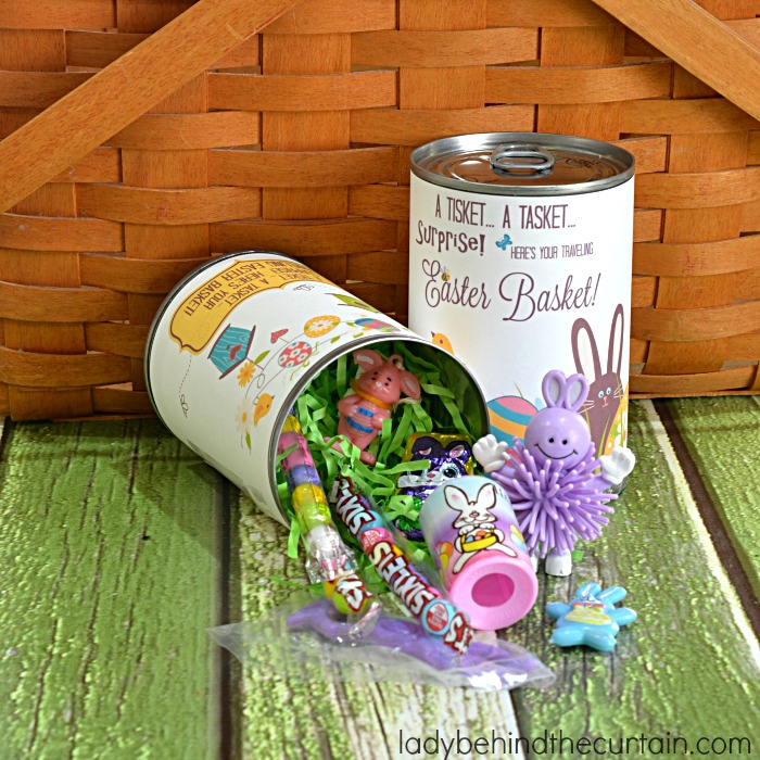 Bunny trail mix traveling easter baskets 12 negle Gallery