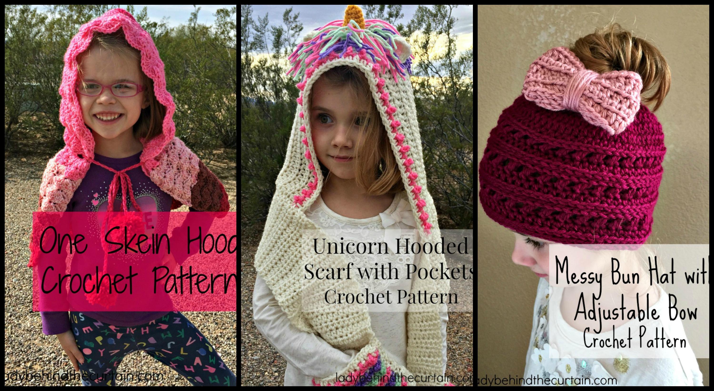 Springtime Beanie Crochet Pattern