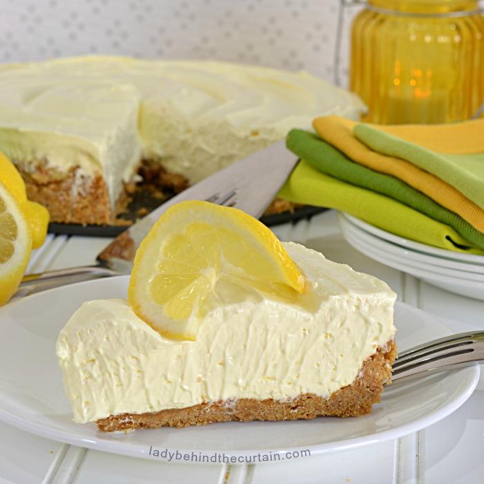 Recipe For Southern Lemon Icebox Pie
