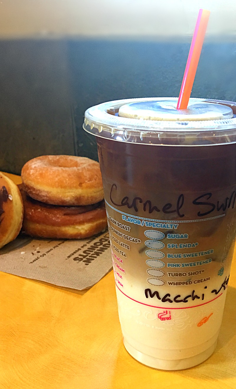 Why I only Purchase Espresso Drinks at Dunkin Donuts