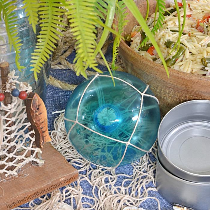 Easy Homemade Japanese Glass Floats