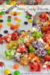 Summer Fruity Candy Popcorn