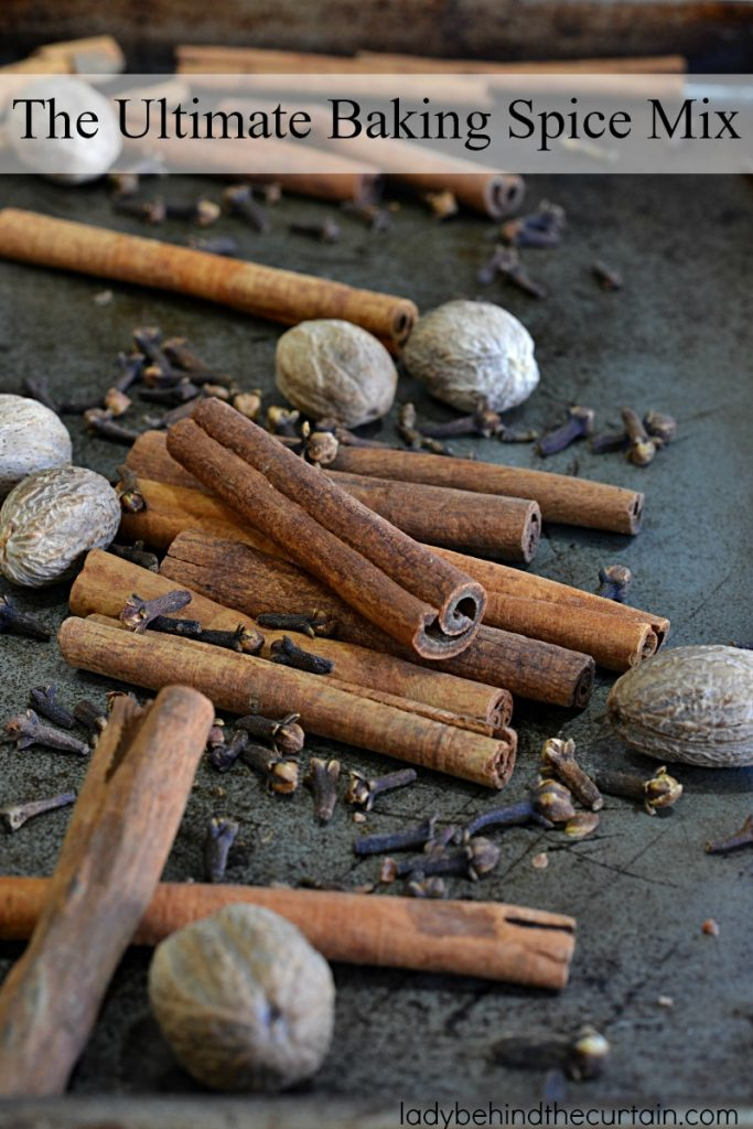 The Ultimate Baking Spice Mix