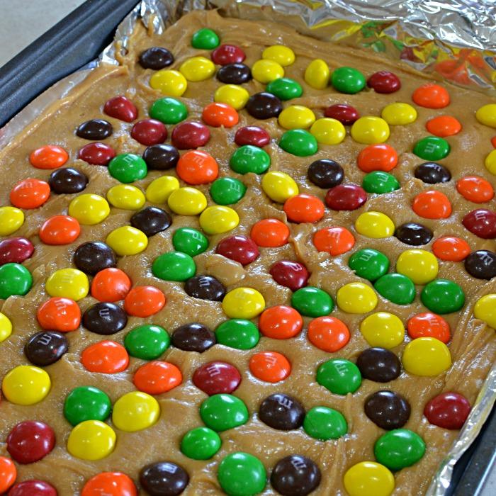 Peanut Butter Brownie Fudge