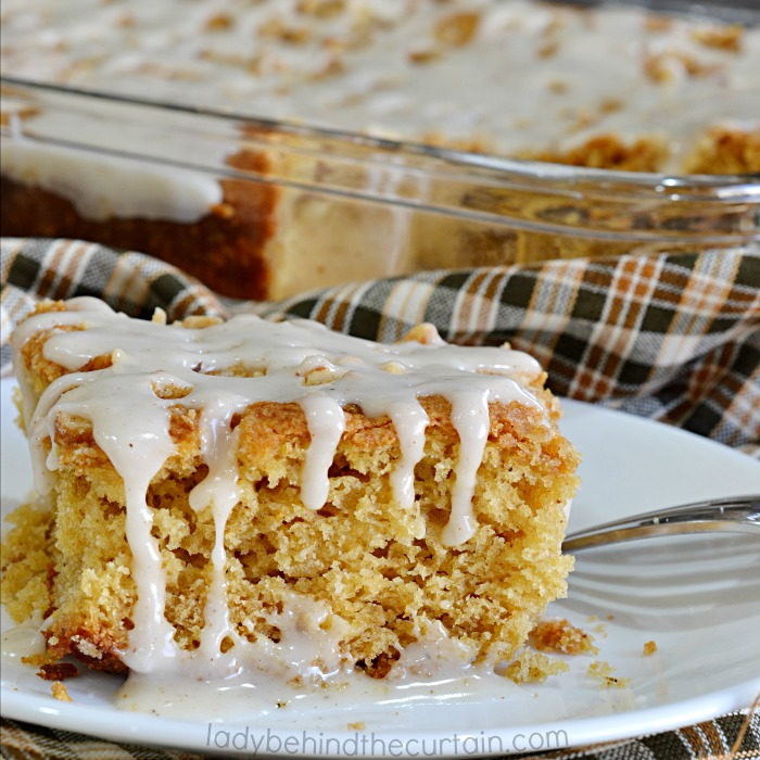 Spicy Coffee Cake