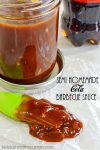 Semi Homemade Cola Barbecue Sauce