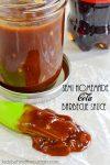 Semi Homemade Cola Barbecue Sauce