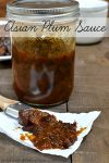 Asian Plum Sauce Recipe