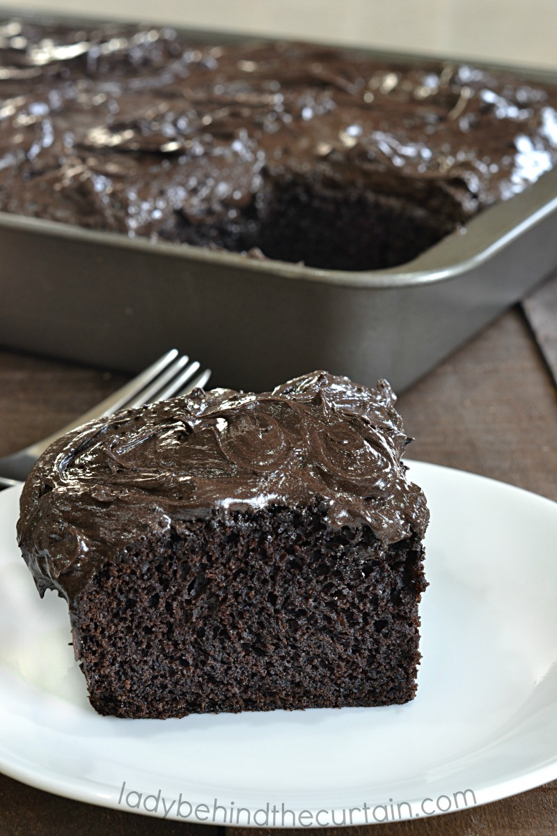Dark Chocolate Cake Recipe Birthday Cake Potluck Recipe