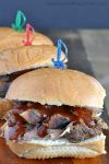 The Perfect Smoked Pulled Pork Sandwiches