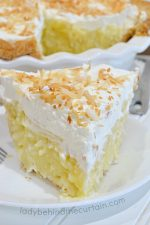 Grandma's Coconut Cream Pie