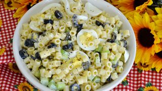Simple Macaroni Salad Recipe