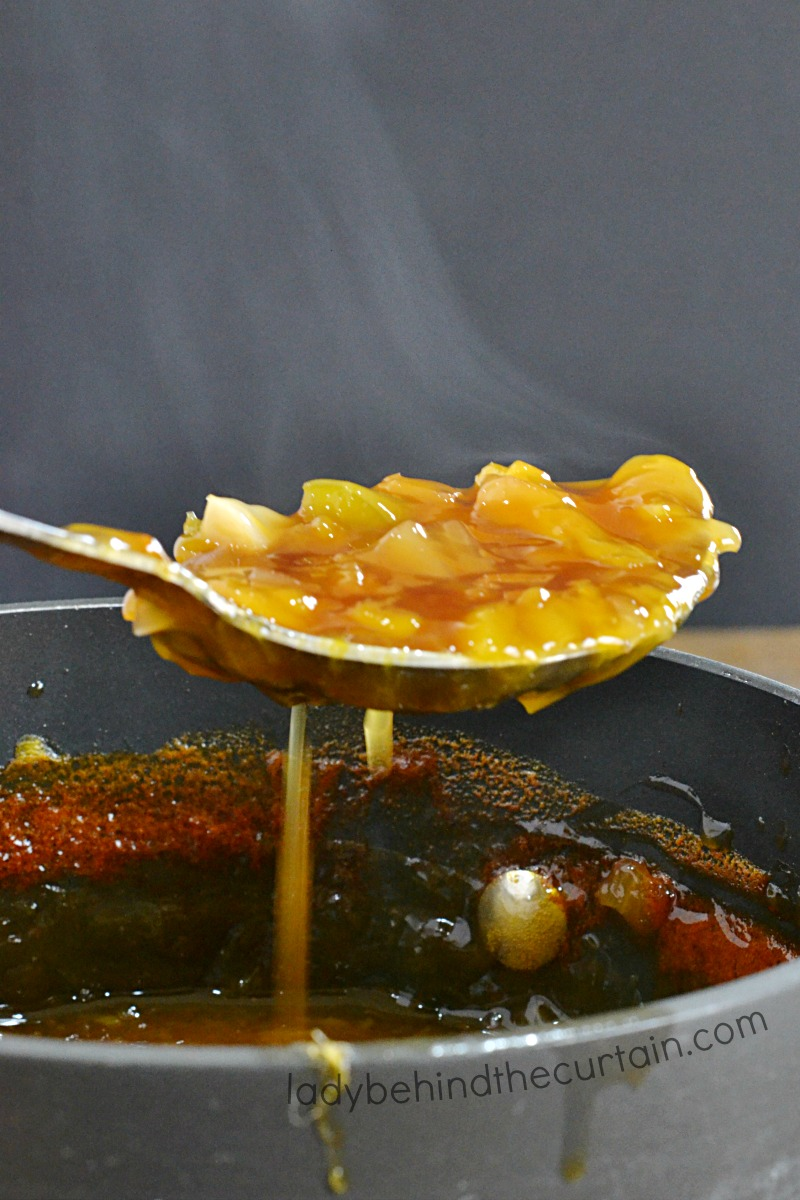 The Best Sweet and Sour Mango Sauce Recipe