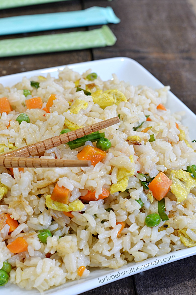Take-Out Makeover: Tropical Fried Rice