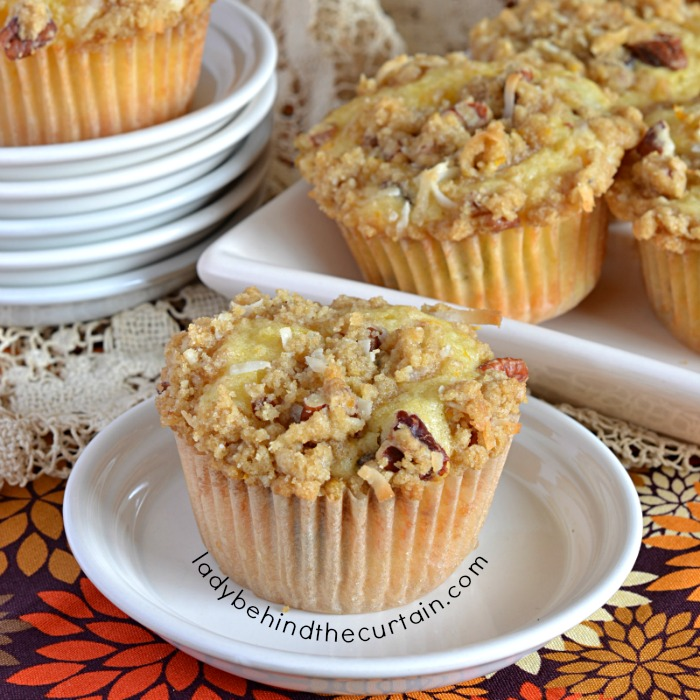 Ambrosia Muffins