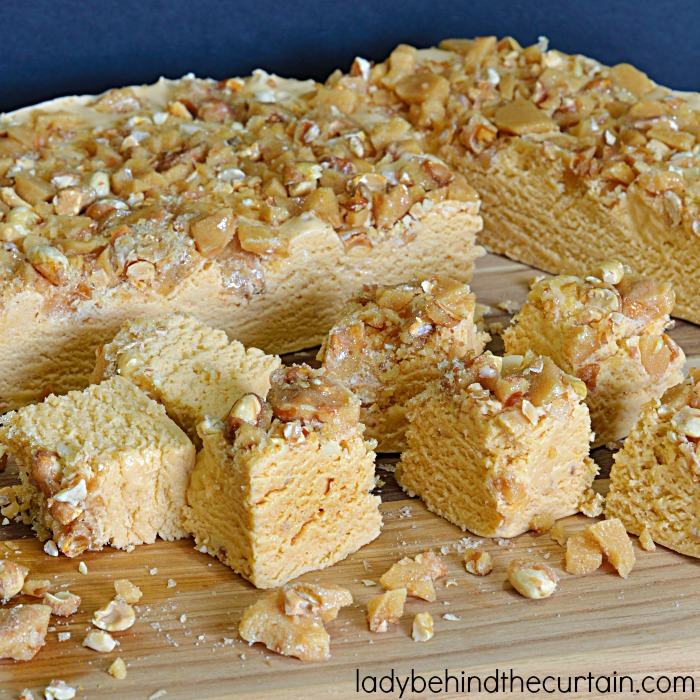 Butterscotch-Fudge