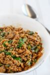 Marsala Risotto with Fresh Herbs