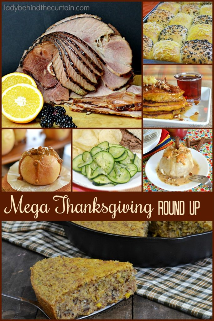 Mega Thanksgiving Round Up