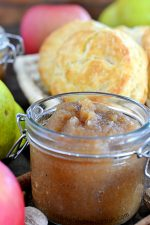 Pear Apple Butter