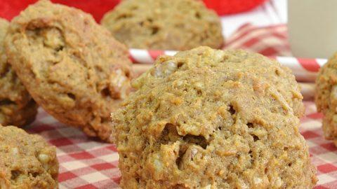 Grandma B S Persimmon Cookies