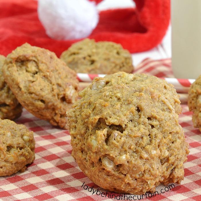 Grandma B's Persimmon Cookies