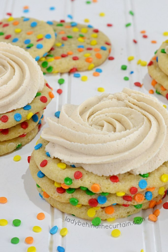 Classic Sugar Cookie Dough Frosting