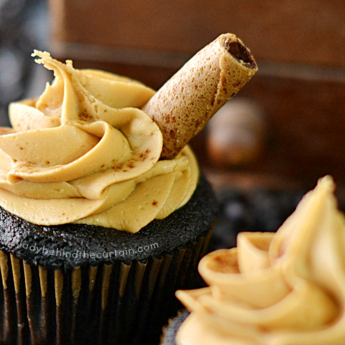 Coffee Flavored Buttercream Frosting