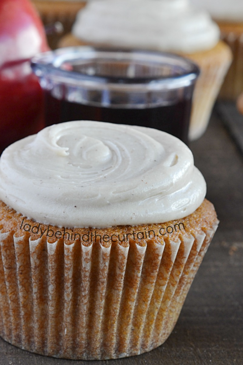 Pumpkin Spice Maple Frosting