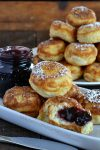 Old Fashioned Danish Aebleskiver Pancakes
