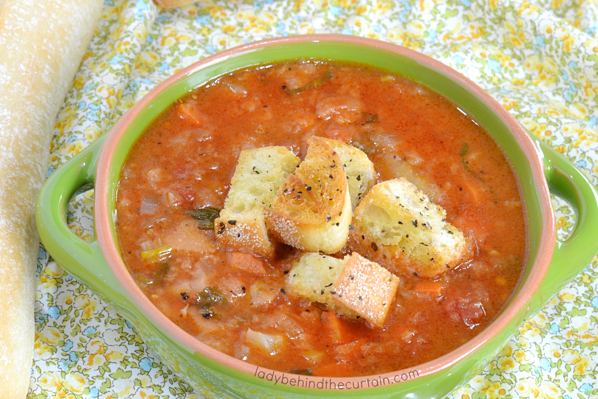 Pappa Al Pomodoro Tuscan Bread Soup