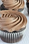 Fluffy Chocolate Whipped Cream Frosting