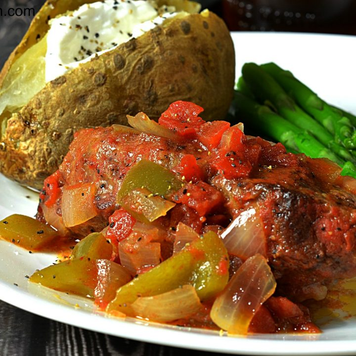 Grandma's Swiss Steak Recipe