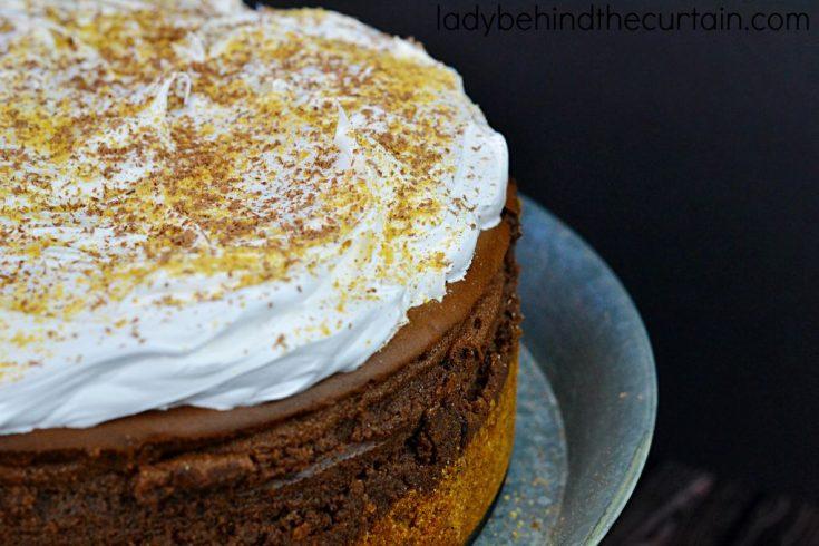 S'more Cheesecake