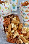 Fiesta Churro Party Mix