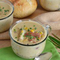 Hearty Potato Corn Chowder