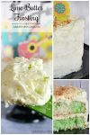 Lime Butter Frosting