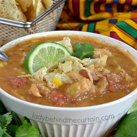 Semi Homemade Pantry Tortilla Soup