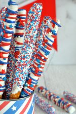 Patriotic Celebration Pretzels