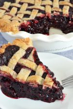 Easy Razzleberry Pie