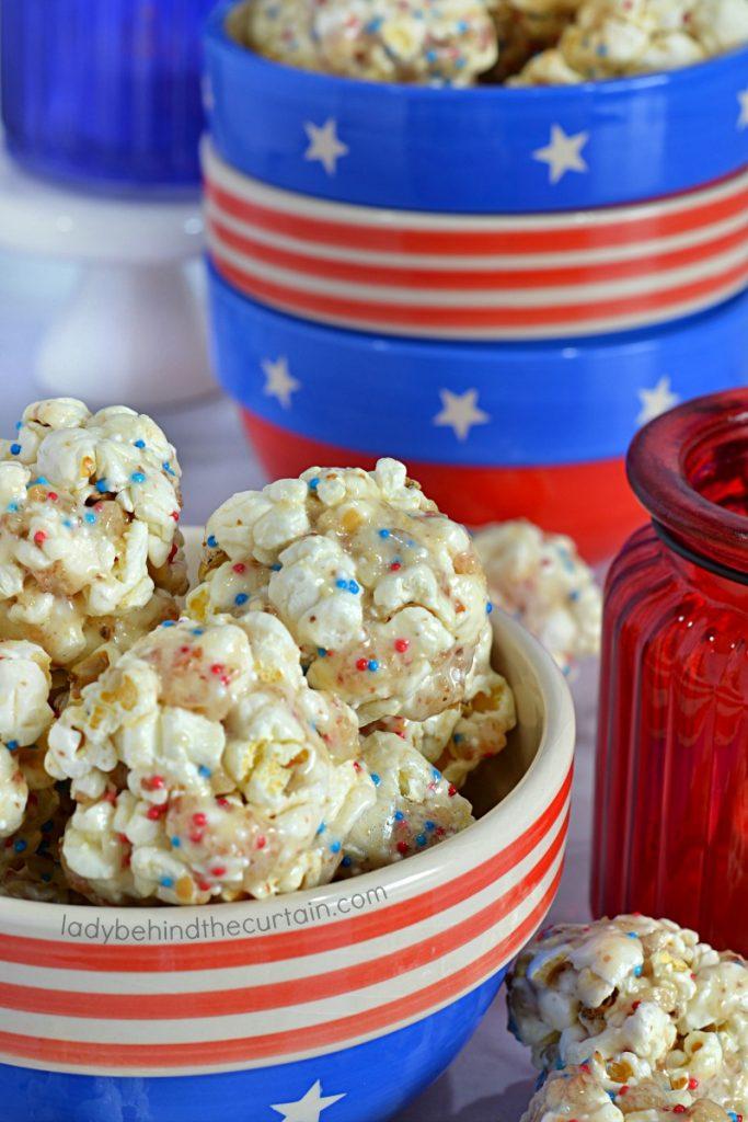 Peanut Brittle Mini Popcorn Nuggets