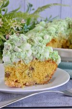 Pistachio Salad Mousse Pie
