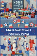 Stars and Stripes Patriotic Party