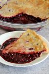 Sugar Free Razzleberry Pie