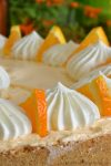Sweet Vanilla Whipped Cream Topping